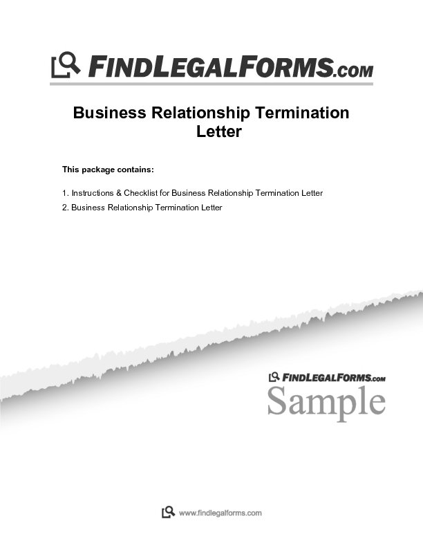 Ltr bus rlt trm 0g business relationship termination letter sample spiritdancerdesigns Images